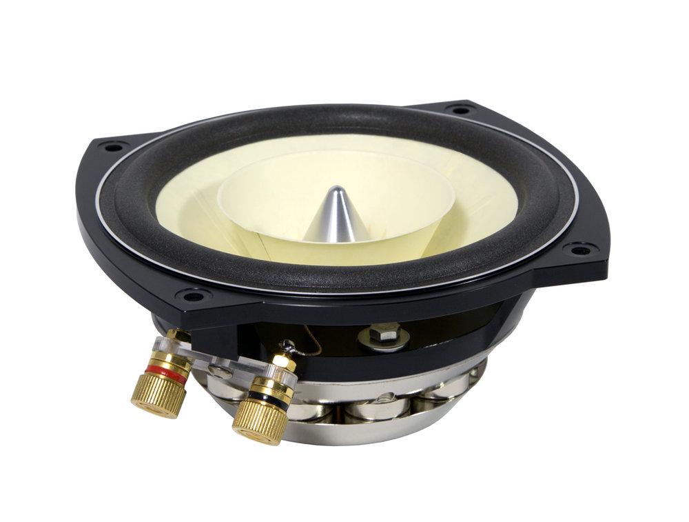 小而强大 - 可以选择两种不同的驱动单元:1。用于全范围应用的AF-1n 2.用于Z.Bass单元的AF-2.6