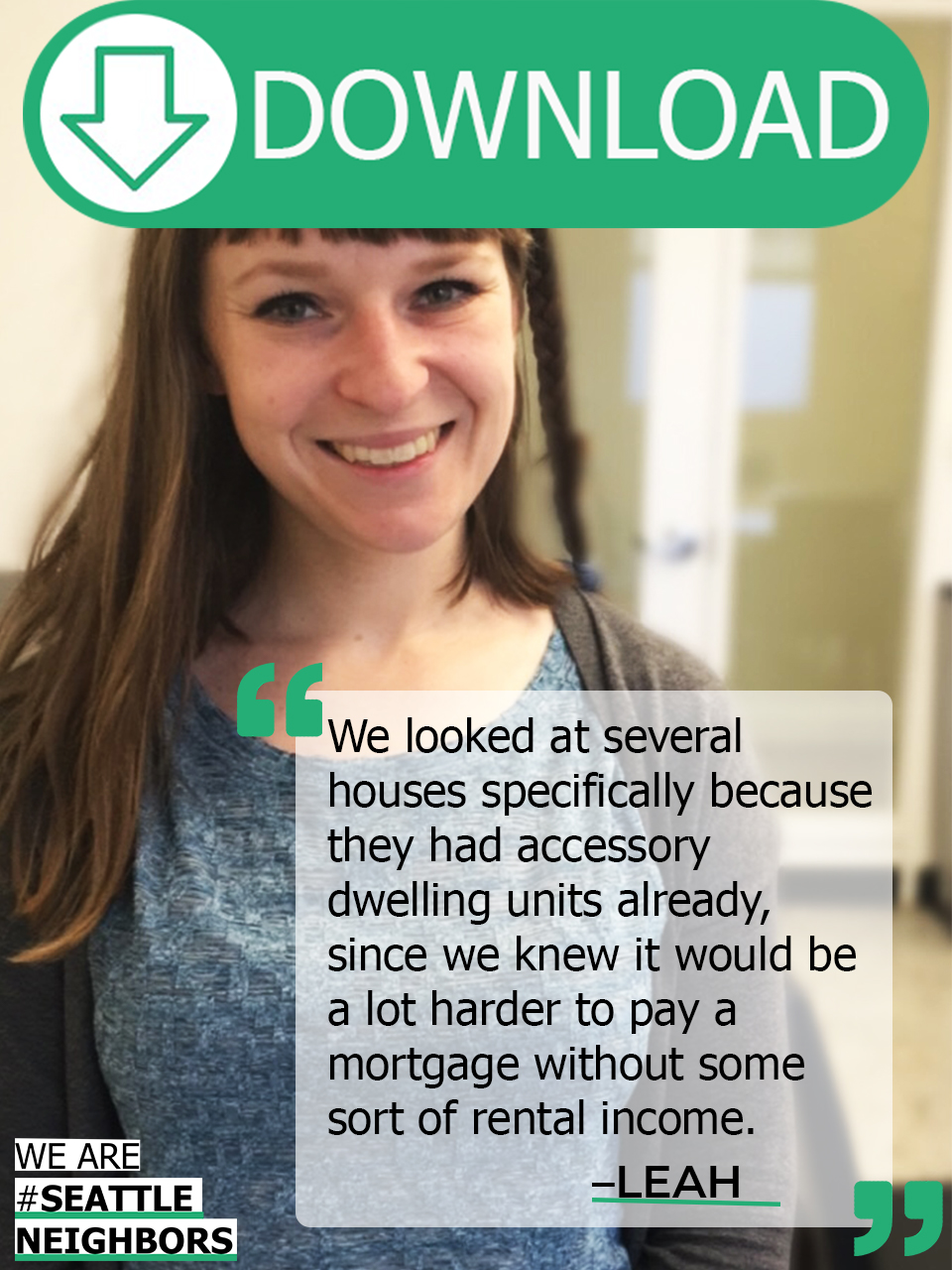 Read Leah's full story   here  .