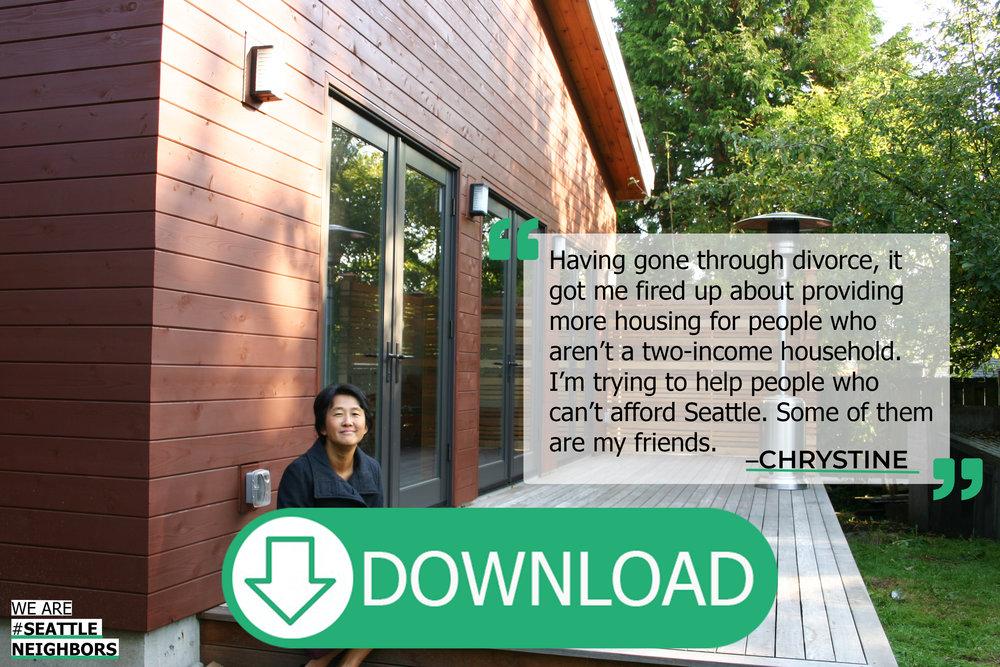 Read Chrystine's full story   here.