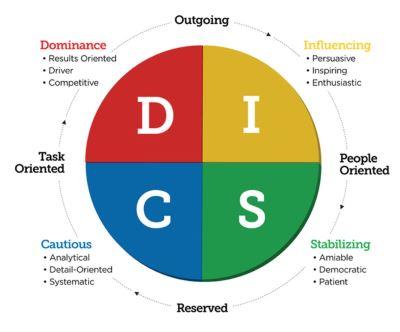 Disc profil: Hvad er disc profil? |  Få forklaringen her