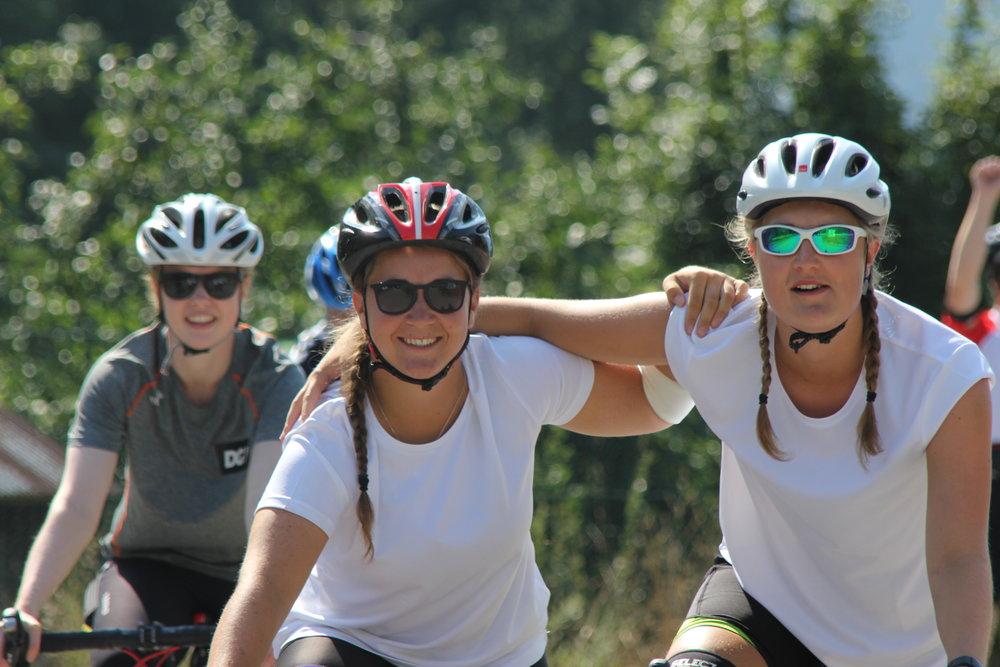 Sommerhøjskole med outdoor |  1 måned i sommerferien |  Cykling, udfordringer, outdoor, friluftsliv, yoga, meditation, løb, projektledelse og meget mere