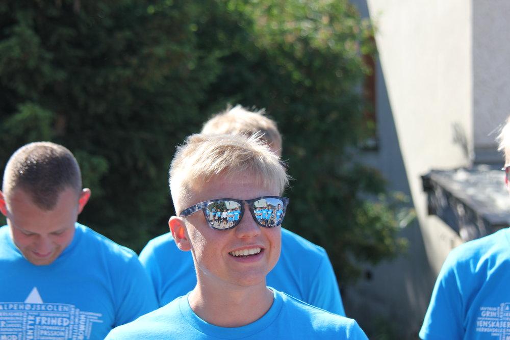 Sommerhøjskolens fokus er fællesskab, leg, læring og udvikling |  4 uger i Alperne |