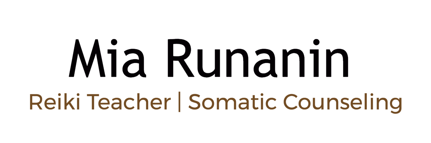 Mia Runanin Reiki Teacher | Somatic Counseling