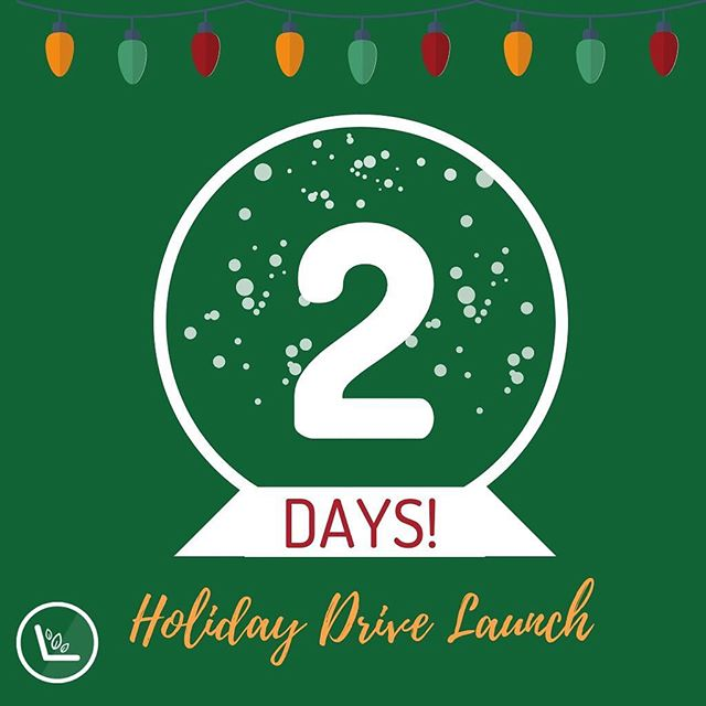 TOMORROW is the day our holiday drive kicks off!! 🌱🌱🌱 are you ready to spread some holiday cheer? #sproutottawa#uottawa#holidays#healthy
