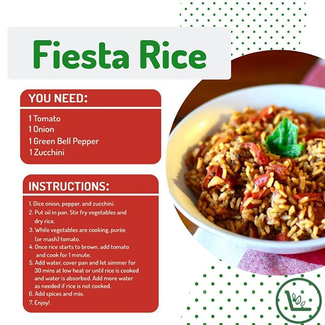 Ever wonder how to make one of our meal kits? Here's the recipe for our Fiesta Rice kit! Make it your own by adding your fav source of protein. Tag us in your recreations @sproutottawa #foodiefriday #sproutottawa #health