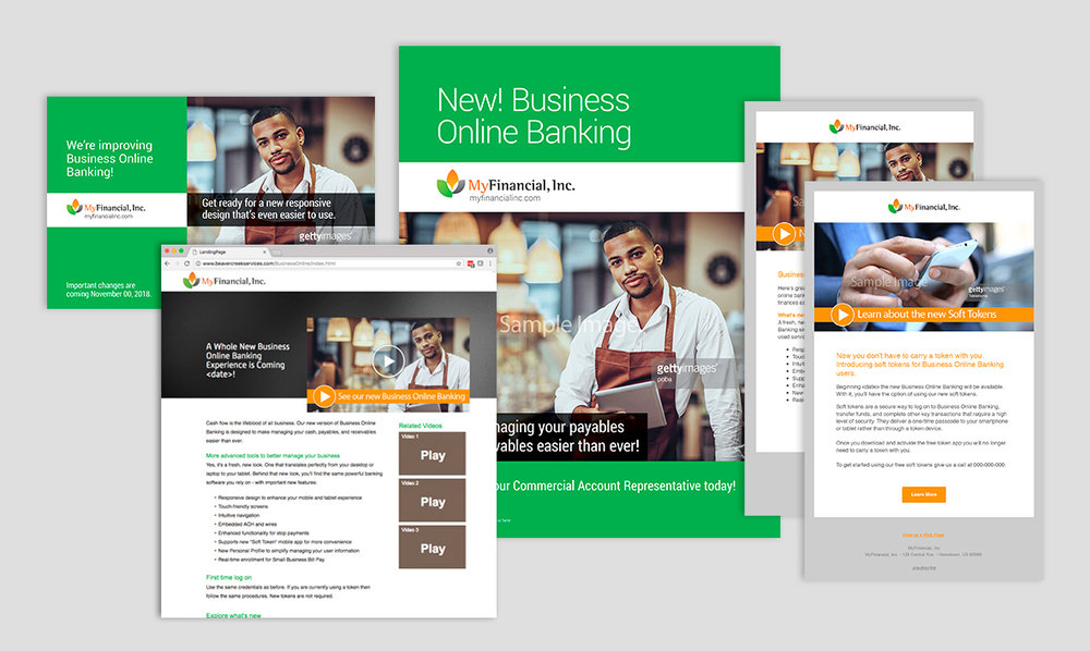 Business Online™ 6.0 Update Kit  -