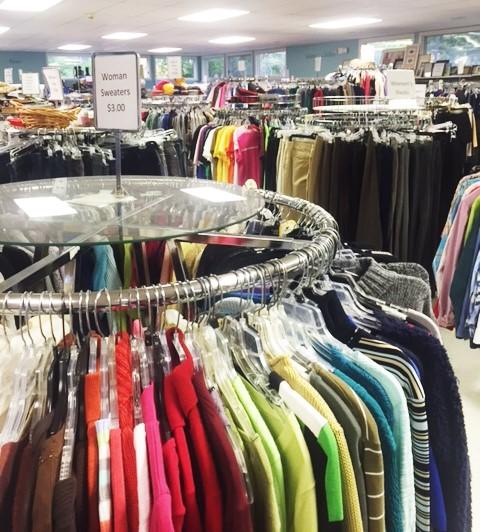 Clothes Closet Neighborhood House