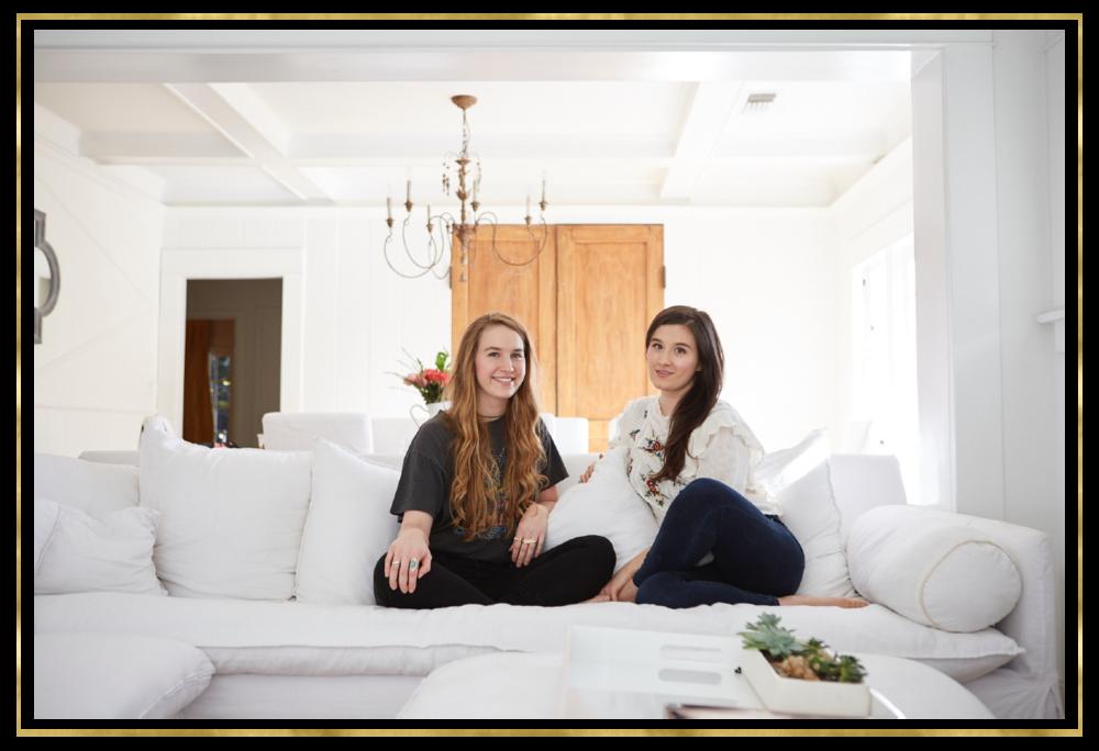 Sonia and Sabrina -
