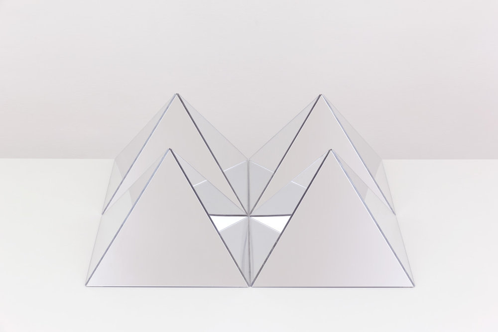 """Caroline Cloutier,  Déploiement 5 , 2016, digital print mounted under plexiglass, 24 x 30"""" (61 x 91 cm)"""