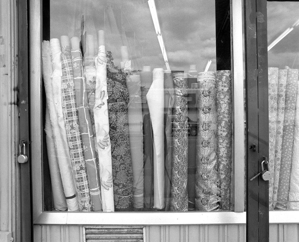 "Lorna Bauer, Bracket , three archival inkjet prints on fine art paper, 16"" x 20"" (41 x 51 cm)."