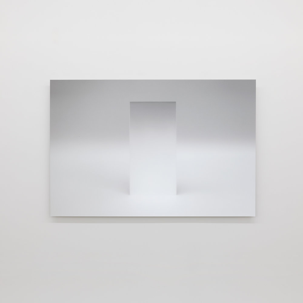 "Caroline Cloutier,  Plénitude , 2017, digital print mounted under plexiglass, 32 x 47"" (82 x 120 cm)"