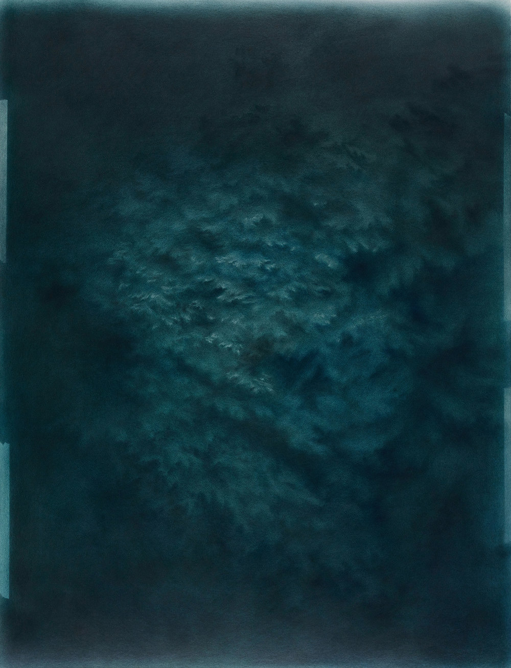 AG_2018_Untitled I_Dry pigments on Arches paper (Prussian Blue, Van Dyke Brown)_30%22 x 40%22.jpg