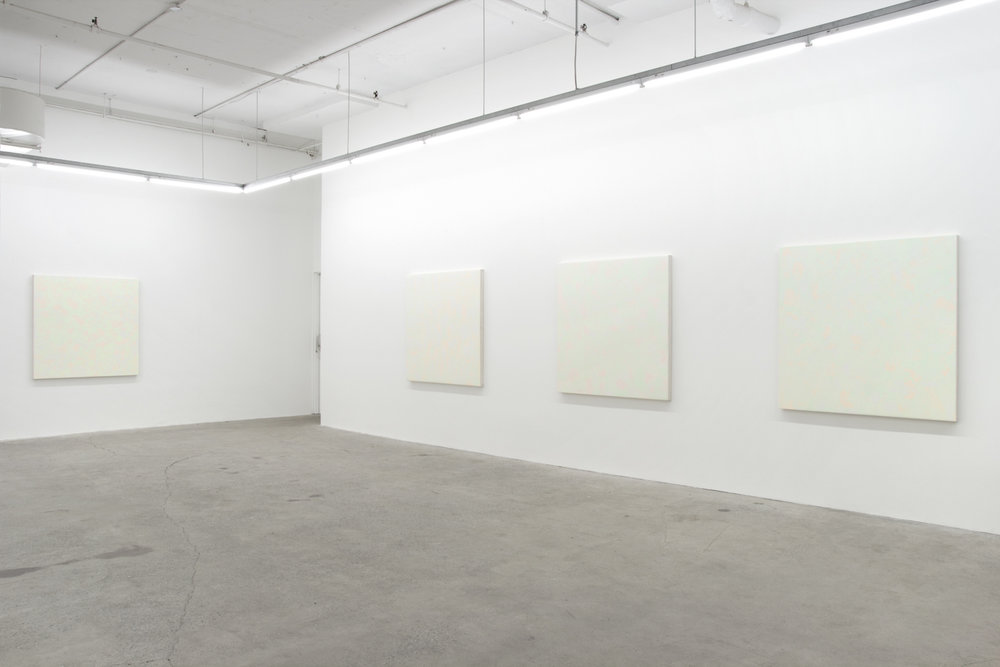 Exhibition view Purple Haze, 2016