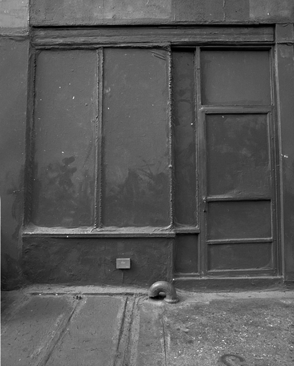 """Lorna Bauer,  Grey Is A Colour, Gray is a Color (Correctly exposed) , 2012, gelatin silver print, 11"""" x 14"""" (28 x 35.5 cm)"""