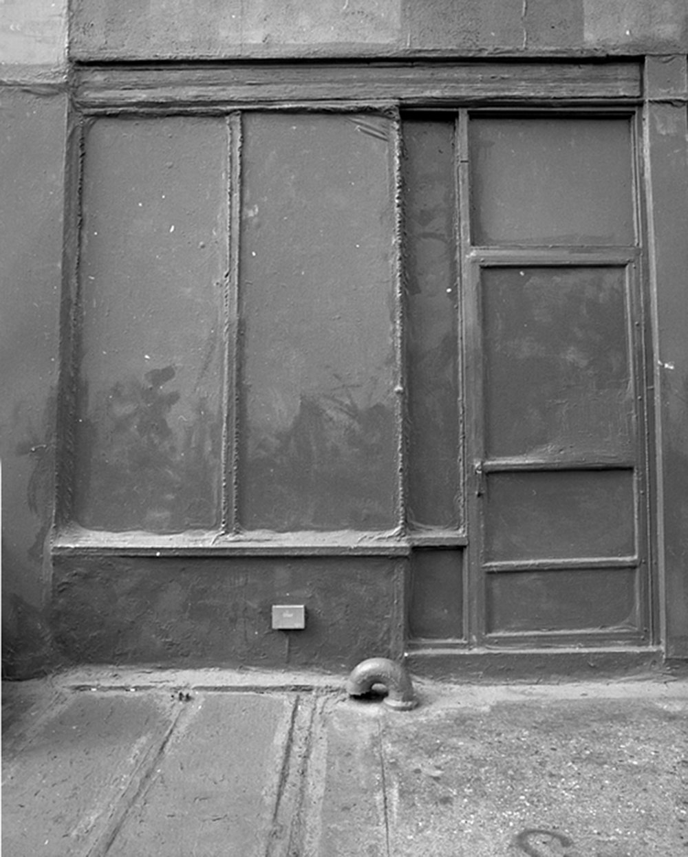 """Lorna Bauer,  Grey Is A Colour, Gray is a Color (Under-exposed) , 2012, gelatin silver print, 11"""" x 14"""" (28 x 35.5 cm)"""