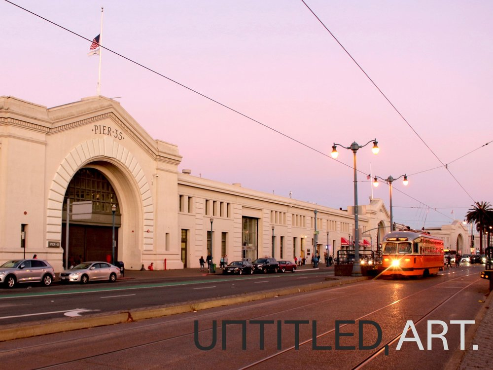 Untitled, art San Francisco   From January 18 to 20, 2019 @ Pier 35 - 1454 The Embarcadero