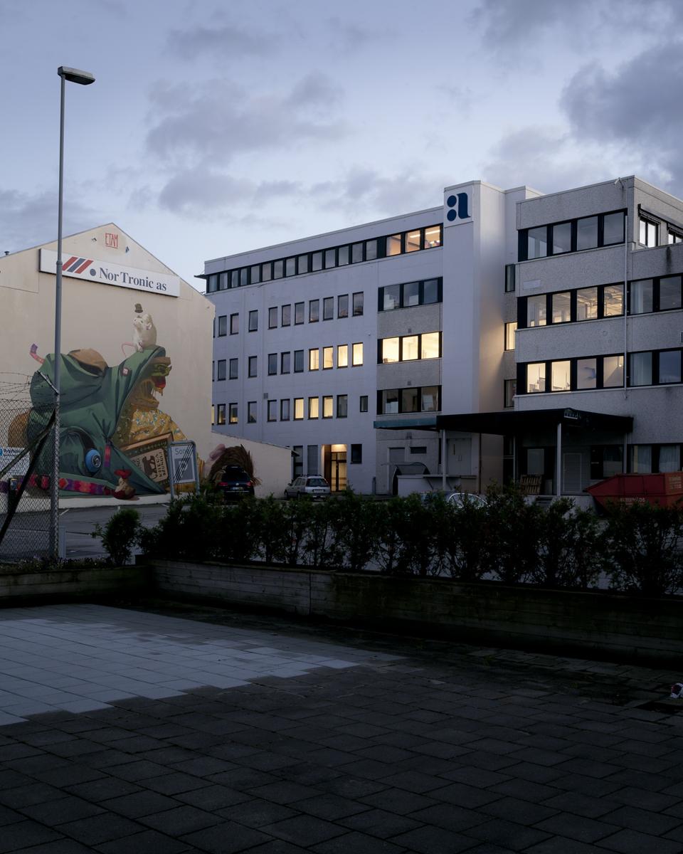 Erfjordgata 8, Stavanger.