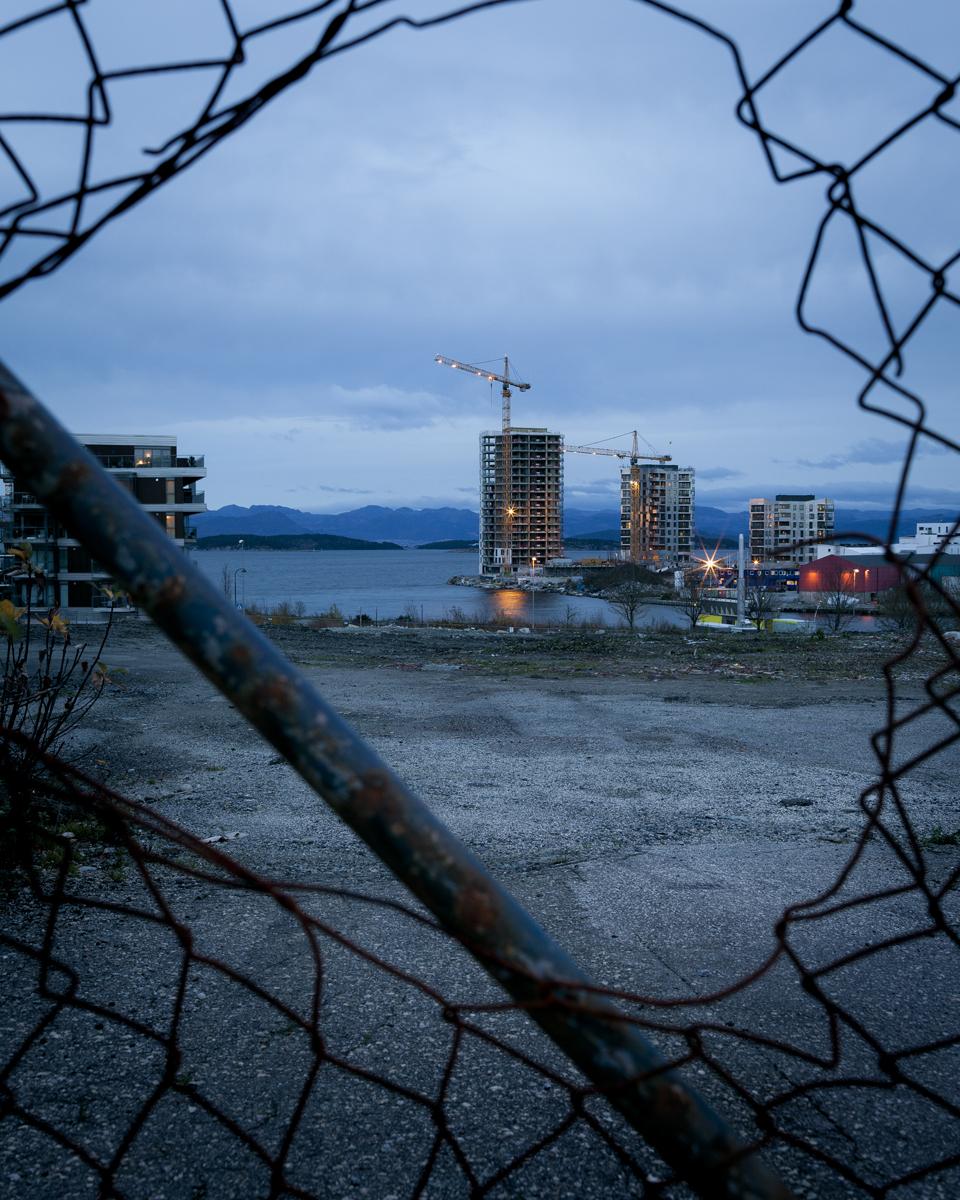 Tidligere K-lab / Kulturlaboratoriet, Ryfylkegata, Stavanger.