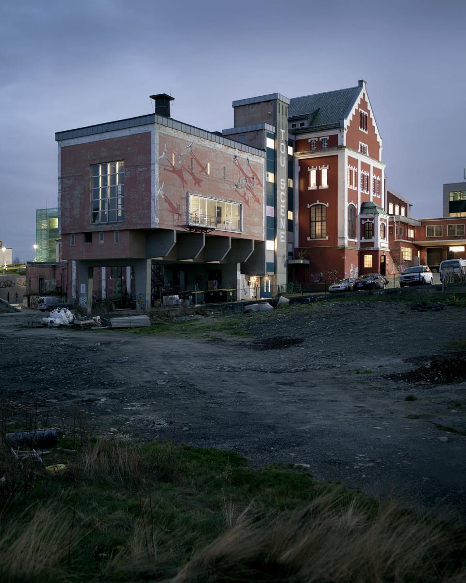 Nye Tou Scene #2, Kvitsøygata 25, Stavanger.