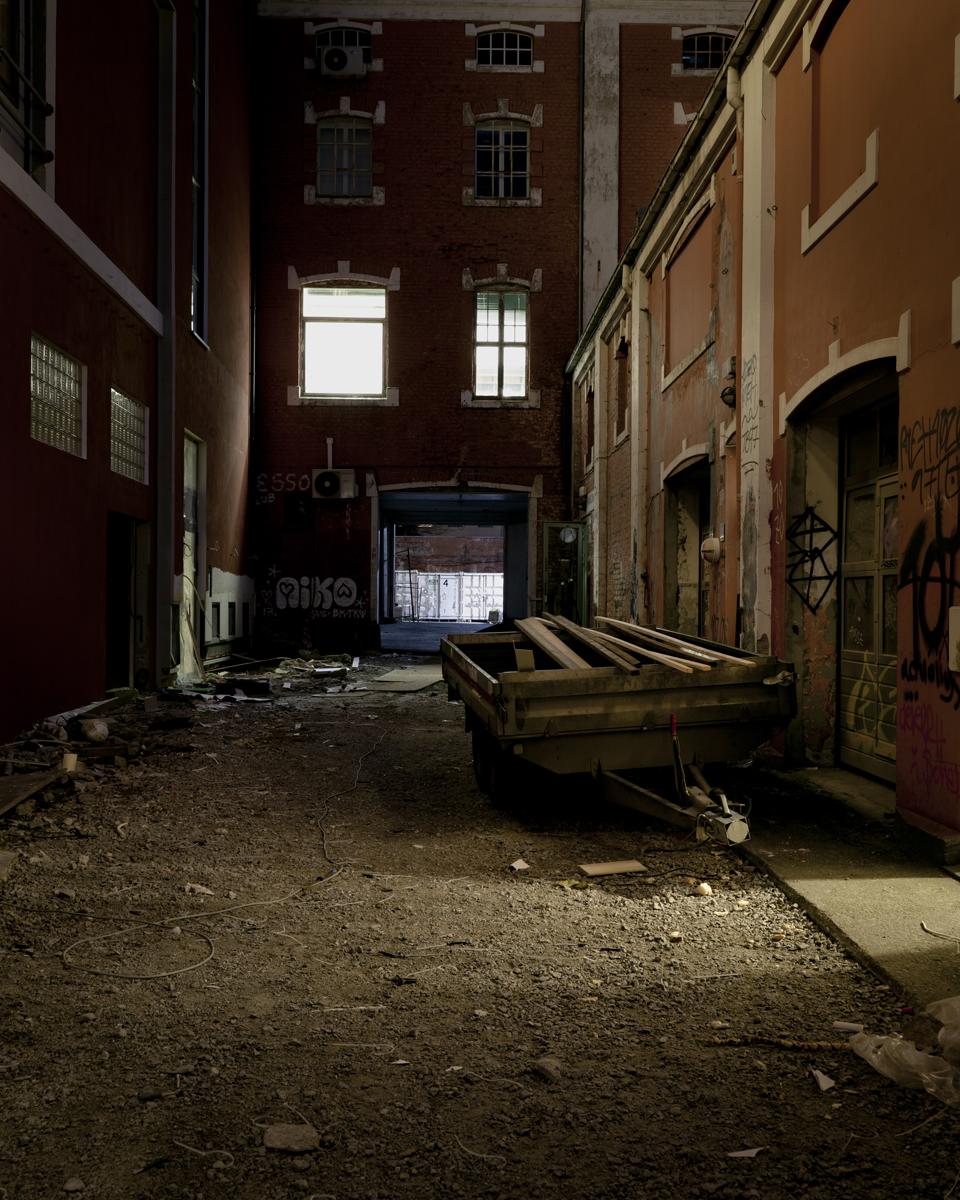 Nye Tou Scene #3, Kvitsøygata 25, Stavanger.
