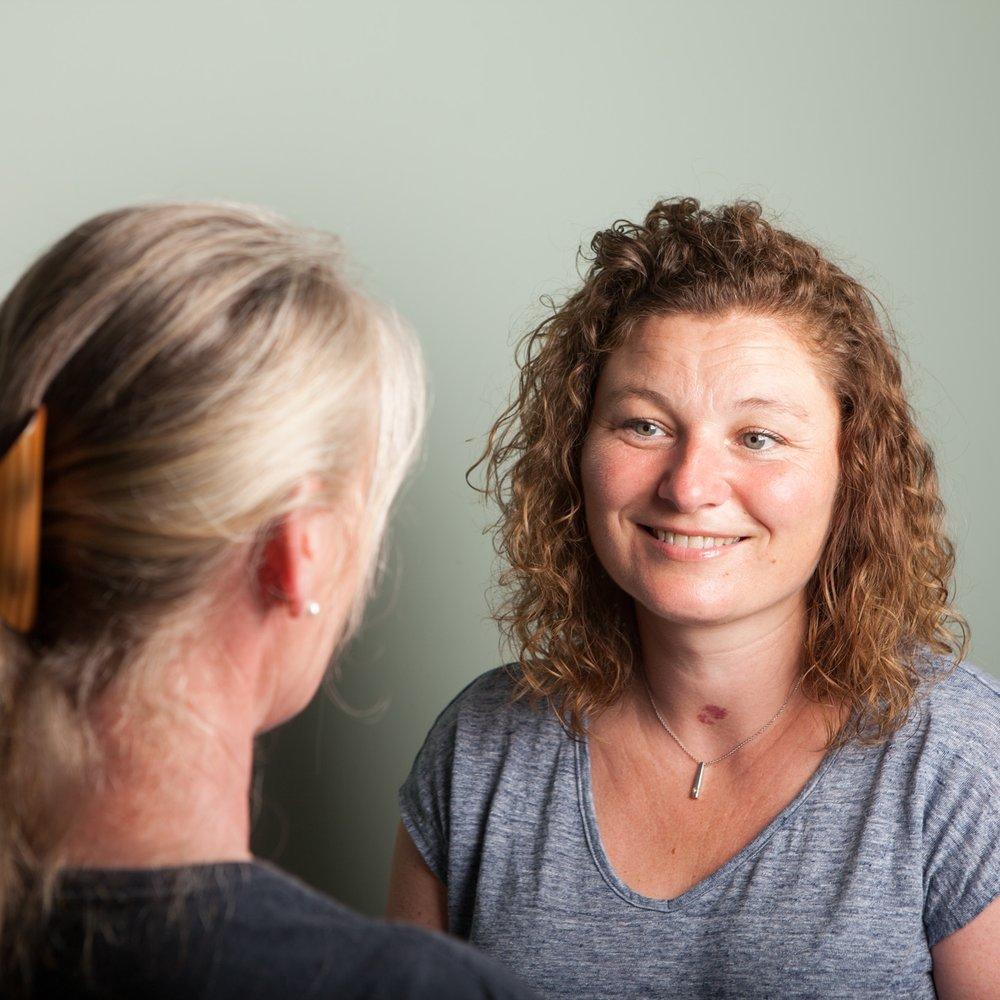 Acupuncture consultation
