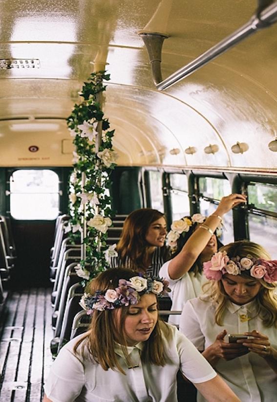 Nachhaltigkeit_ Bus Fahrgemeinschaft