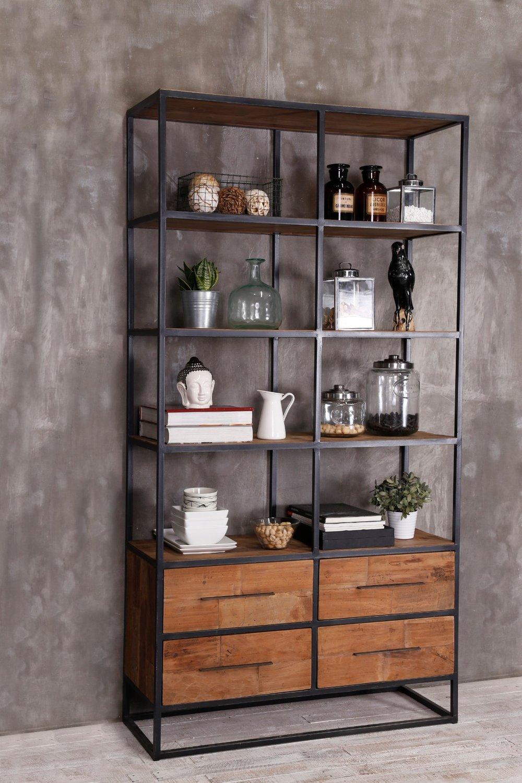Urban Bookshelf Loft Furniture New Zealand