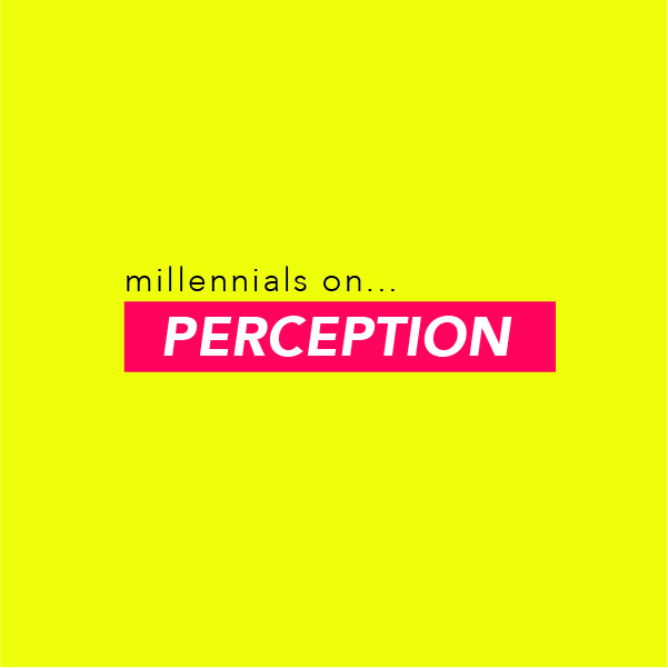 Millennial Scumbags with The Fancys millennials on...PERCEPTION