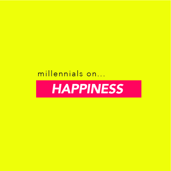 Millennial Scumbags with The Fancys millennials on...HAPPINESS