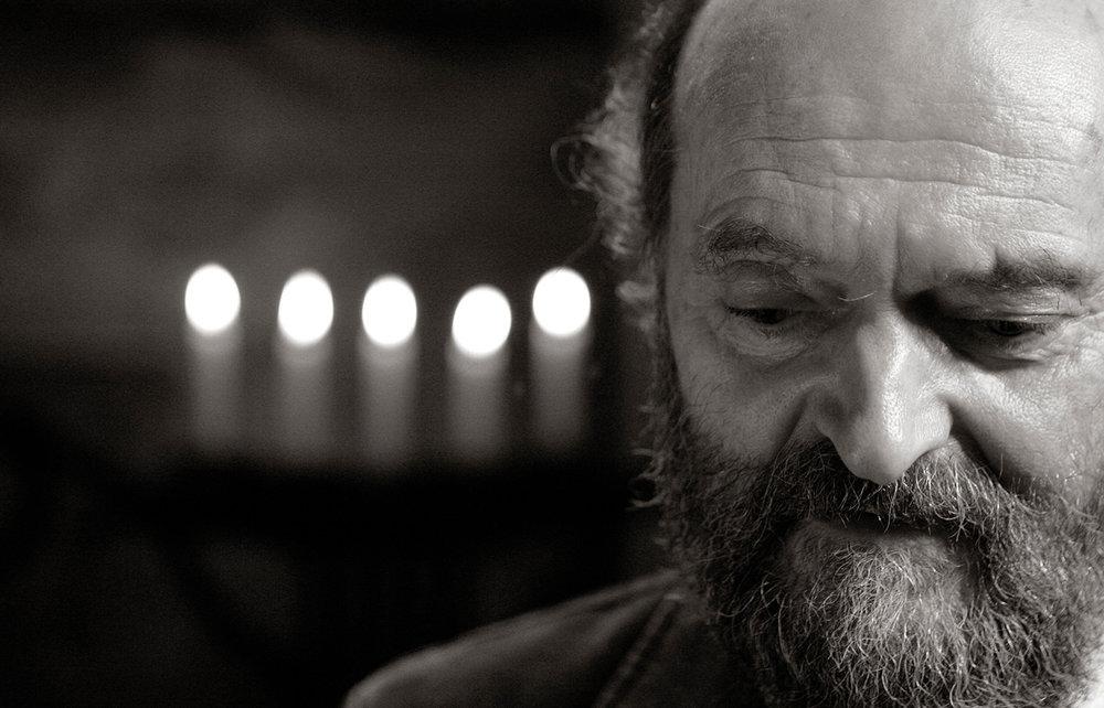 Arvo Pärt (courtesy Orthodox Arts Journal)