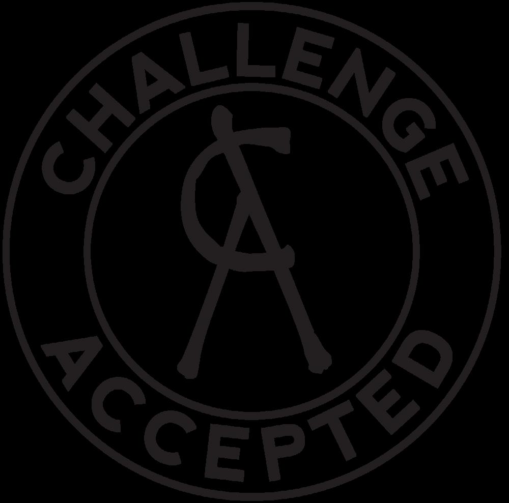 Challenge Accepted Logo V1.2 Converted Black.png