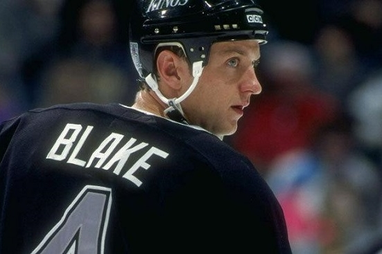 Rob Blake - Former NHL player & current General Manager of the LA Kings
