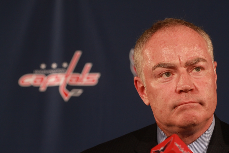 Brian MacLellan - Current General Manager of the Washington Captials