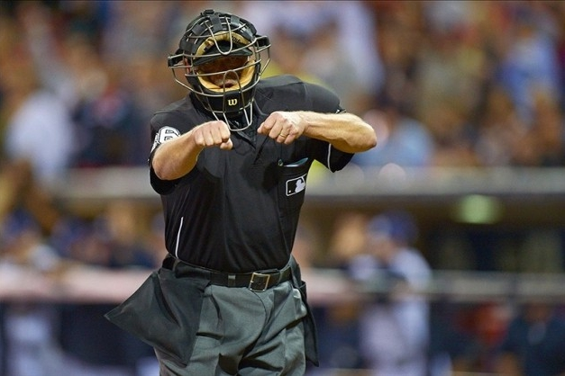 Jim Joyce - Former MLB umpire