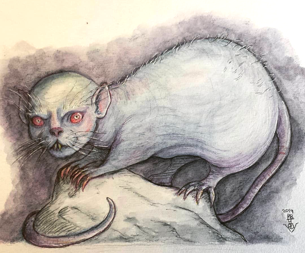 Rat of Misery
