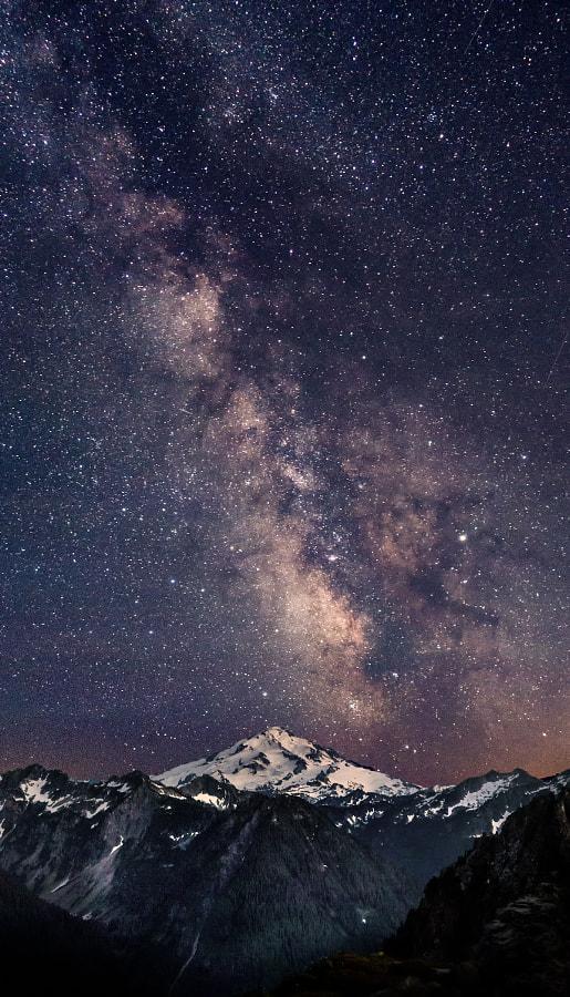 Glacier Peak Night