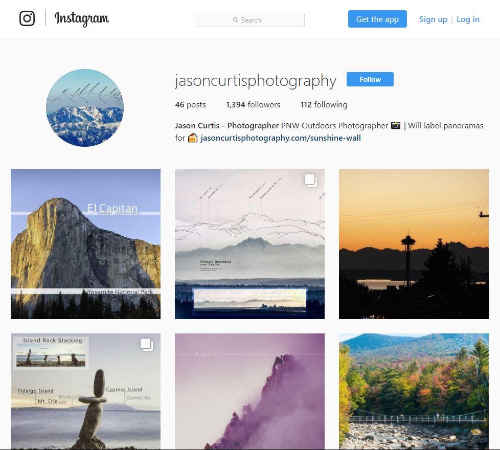 Instagram - Stories, updates, promotions