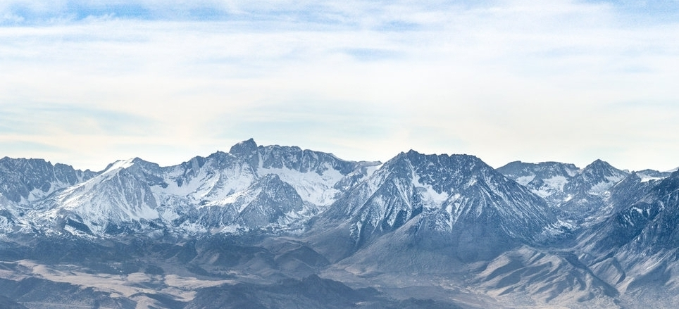 Sierra Nevada - Panoramas & Photography