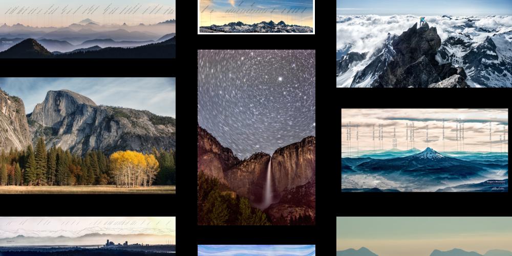 Full Outdoor Portfolio -