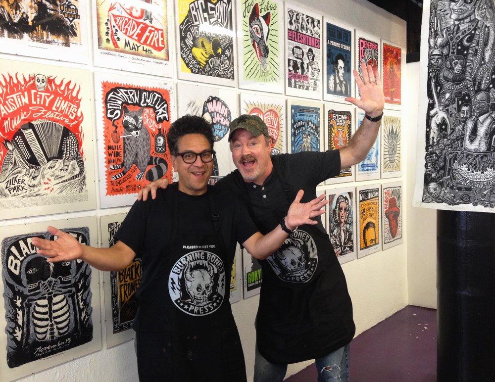 Founders; Carlos Hernandez & Patrick Masterson