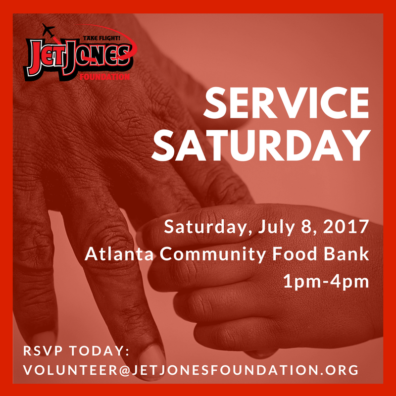 - We will volunteer our time and efforts to designated shelters/community sites throughout the City of Atlanta. These events are open to the public and we would love for more volunteers to join us.  To register, click here.