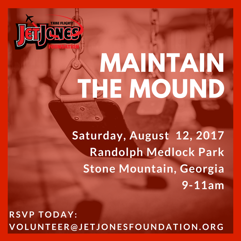 - Join us as we clean-up various parks and school in the Stone Mountain area  to encourage students to start the 2017-2018 school year with a sense of pride in their community.