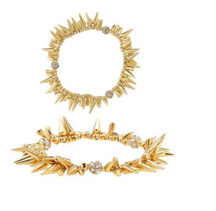Rihanna Spike Bracelet