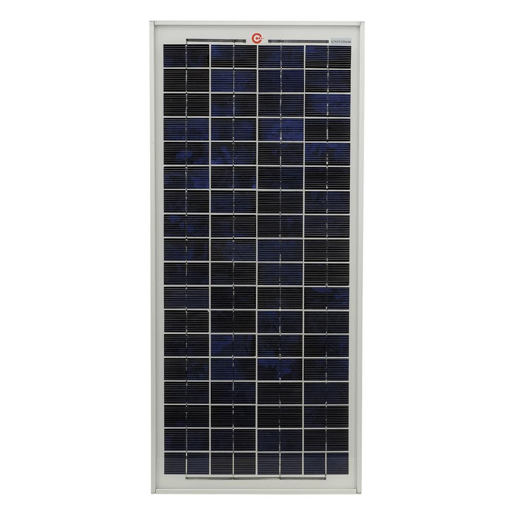 Solar Panels Controllers Projecta Wiring Diagram Caravan Panel Polycrystalline 12v 20w Fixed