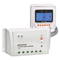 Premium RV controllers The flagship offering of our solar controller range, ideal for RV fitment. Featuring sophisticated 4 stage charging and all the features of the smart controller range, they step it up a level with the inclusion of an intelligent, stylish and feature packed remote control unit that enables complete user control via total customisation of the charge settings: battery type selection, temperature compensation, comprehensive statistical data recall as well as low voltage disconnect (LVD). Suits 12 and 24V.