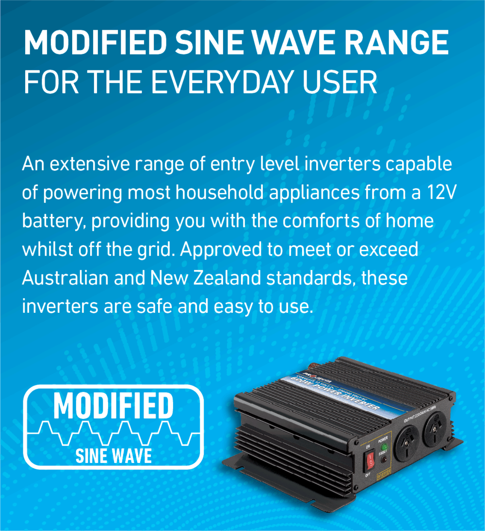 Inverters Projecta Design Of The 3 Kva Modified Sine Wave Inverter Should Look Like This