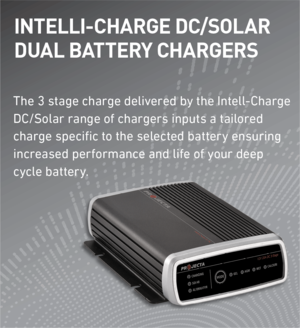 Dual Battery Systems Accessories Projecta