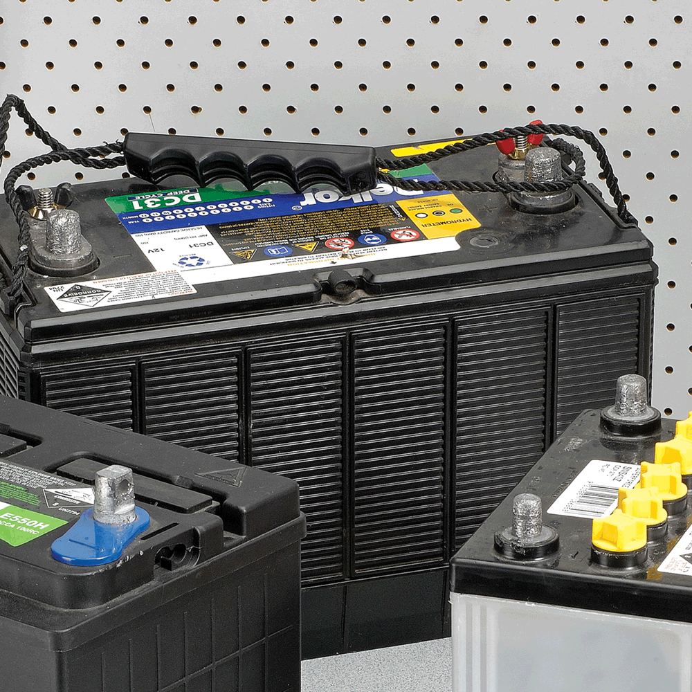 Multi-chemistry  Intelli-Charge is designed for use on all types of batteries including Gel, AGM, Wet and Calcium. This allows you to have one battery charger for all your battery charging needs.