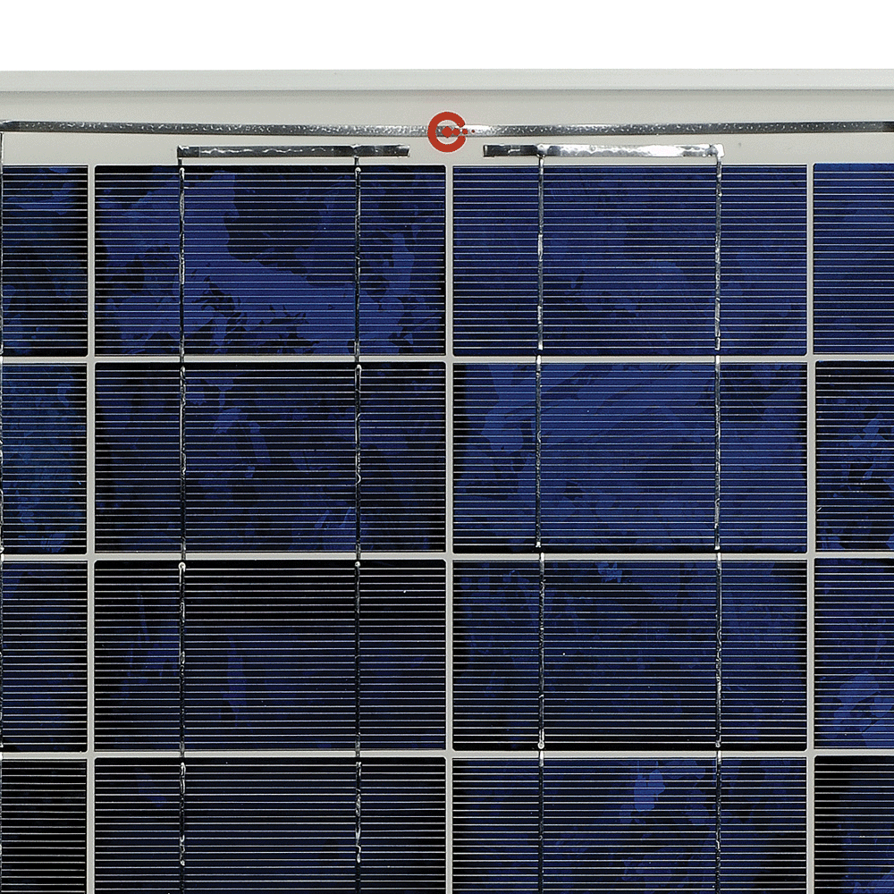Polycrystalline 12v 20w Fixed Solar Panel Projecta Parallel Wiring