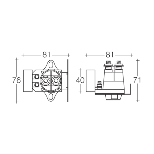 12v 100a voltage sensitive relay projecta 12v 100a voltage sensitive relay asfbconference2016 Choice Image